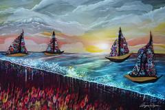 """""""Mar de Vida"""" © Alyssa Skyes"""