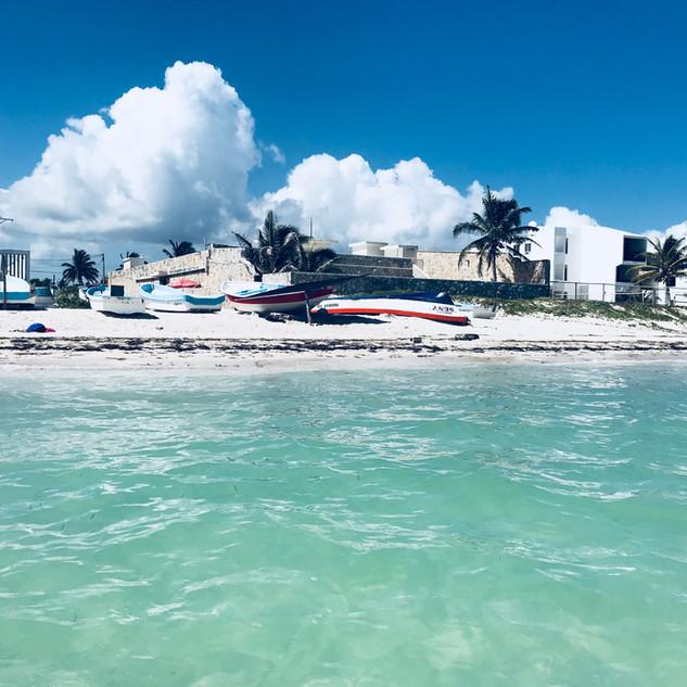 Progreso Beach, Yucatan