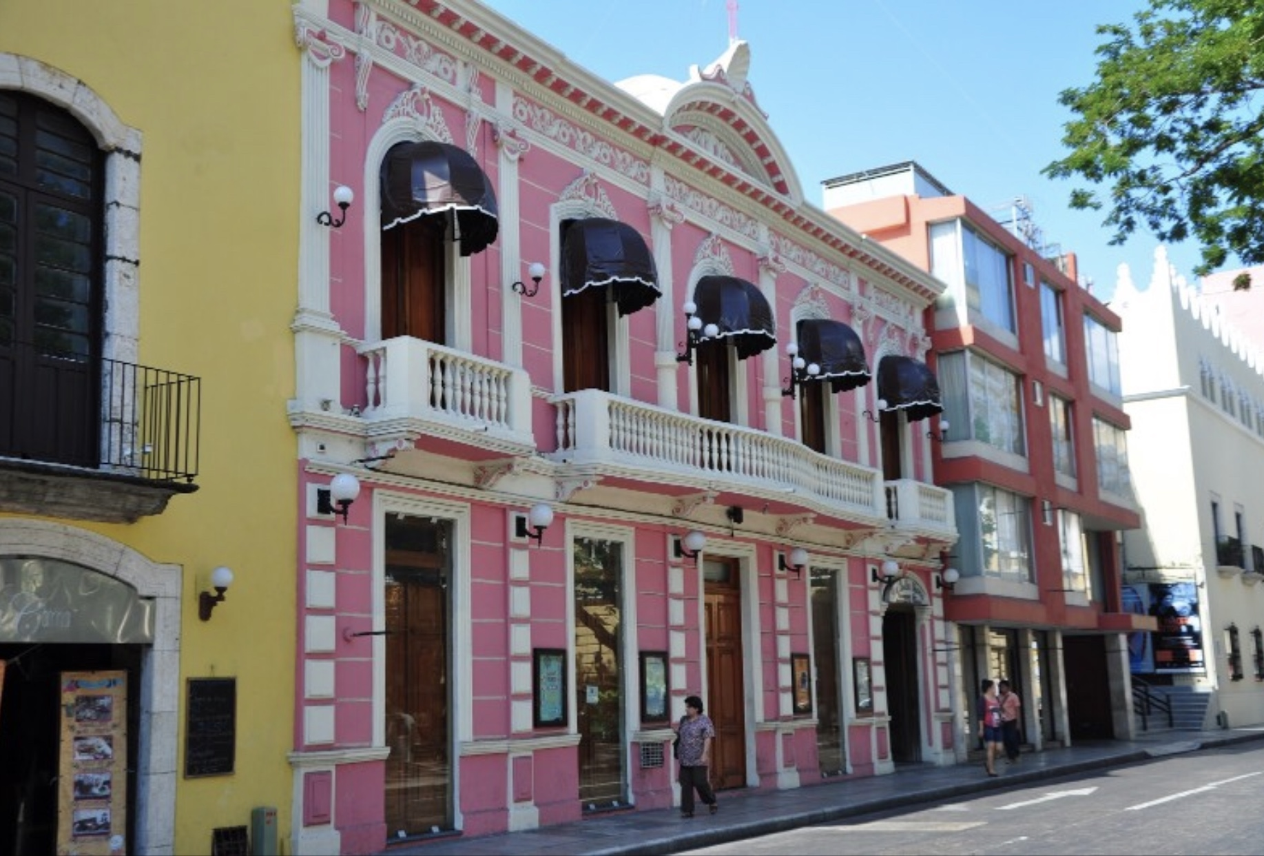 Downtown Merida, Yucatan