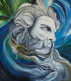 """""""Poseidon"""" © Alyssa Skyes"""