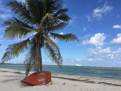 Progreso Beach Yucatan