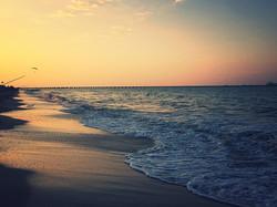 Progreso-beach-Yucatan-Mexico