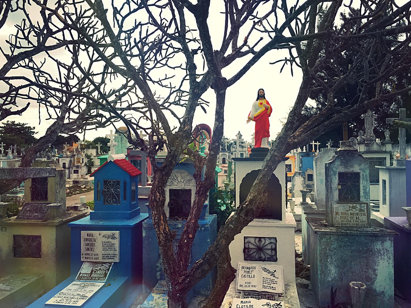 Merida-cemetery