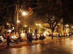 merida-city-night-yucatan-mexico
