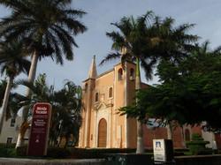 Mérida-churches