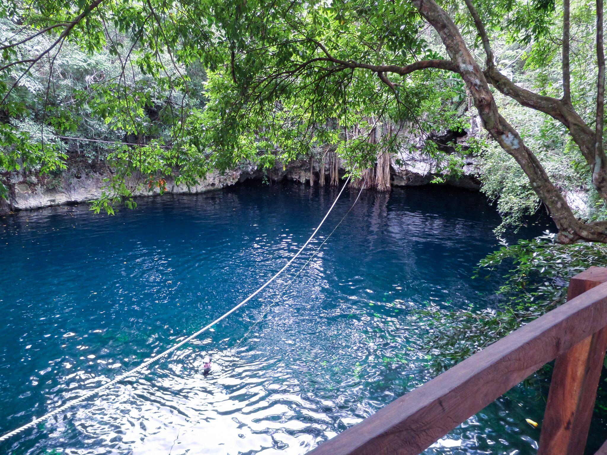 Cenote Verde