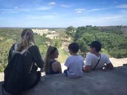 Uxmal-Mayan-Ruins