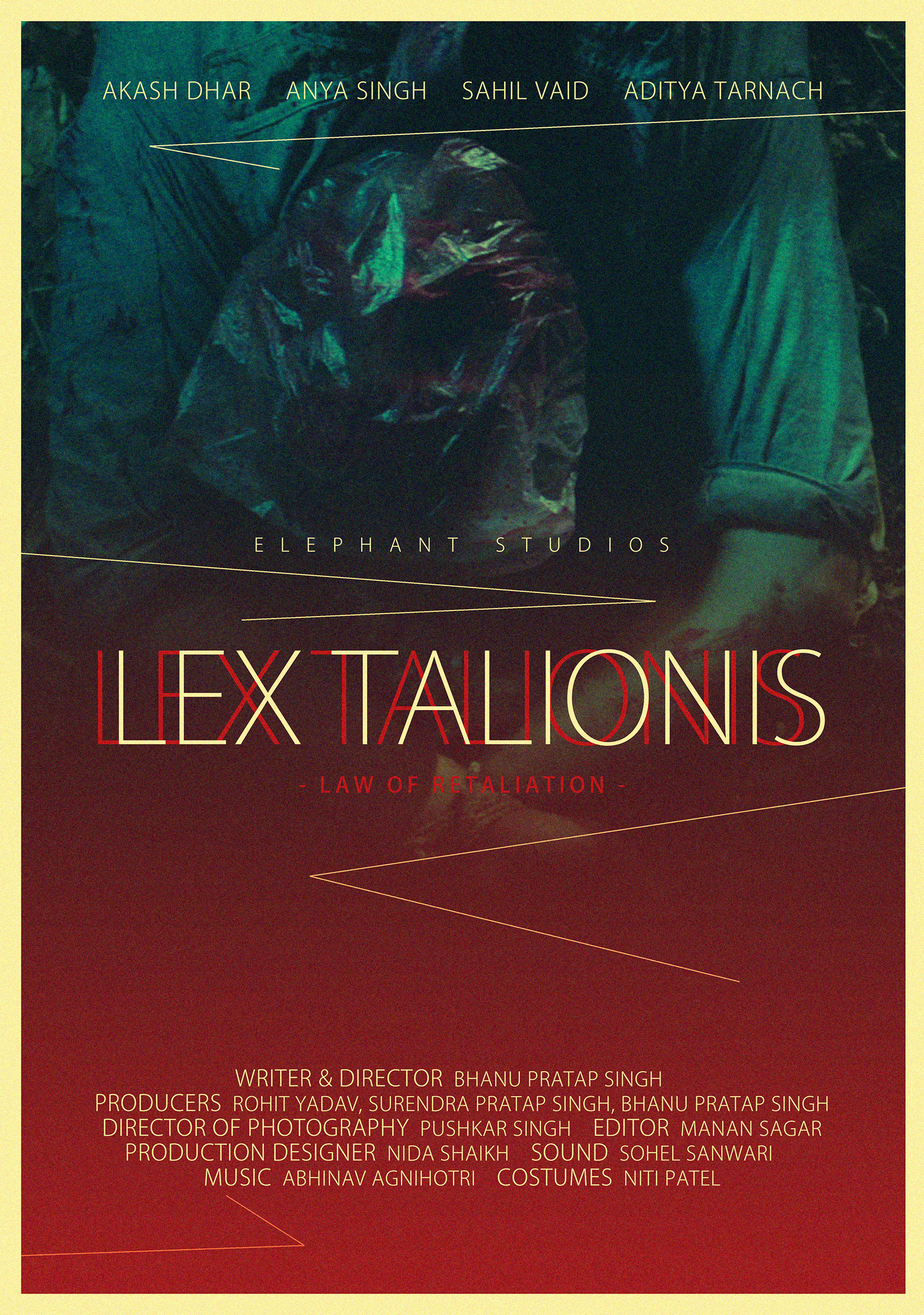 Lex Talionis - Short Film