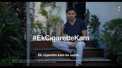Nicotex Digital Advertisement