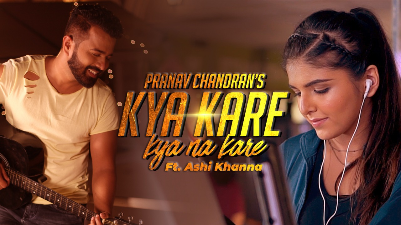 Pranav Chandran for Music Video