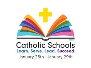 Catholic Schools Week Dress Down Days