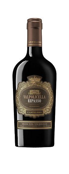 Casteloro Valpolicella Ripasso Organic 2018