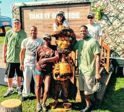 8-14-16 Mountain Dew WV State Fair