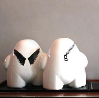 The Gnomes / flight & zips