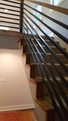 special railing - custom fabriciation.jp