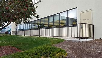 steel railing - custom fabrication.jpg