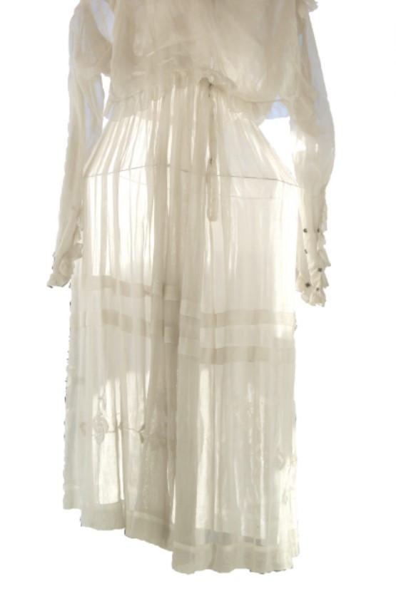 hochzeitskleid maria rosina 1923