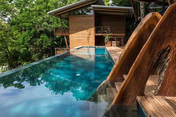 Private Pool at Villa Estate