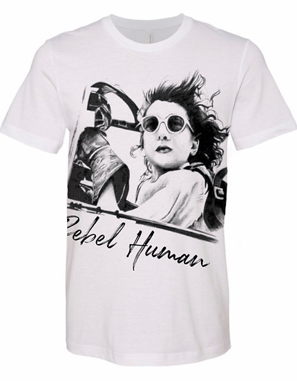Rebel Human Aviator T (w/ Ray Borchers)
