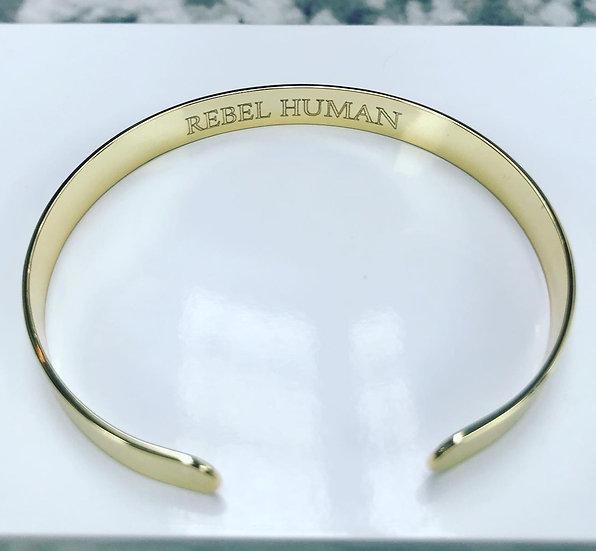 Rebel Human Bracelet