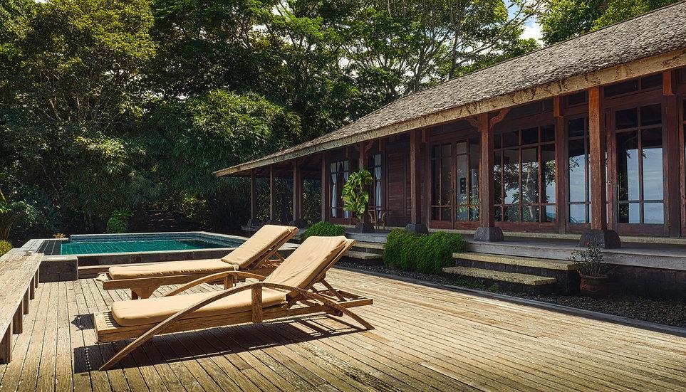 Bali Master at Rebel Human Retreat