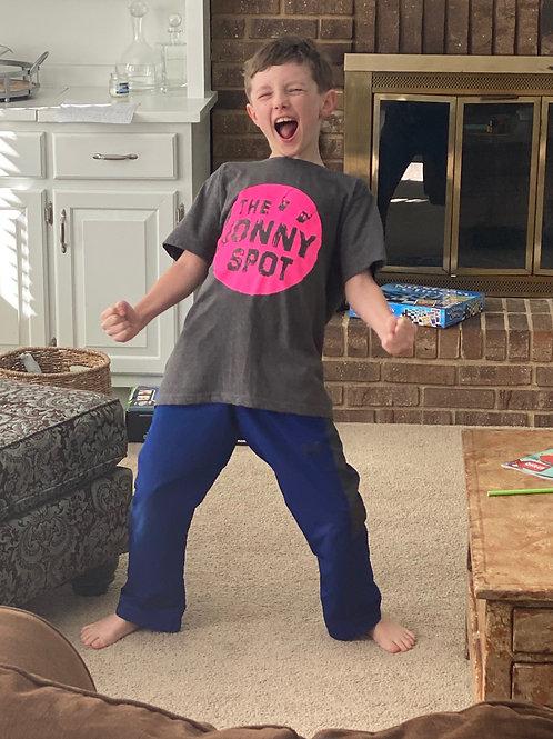 Jonny Spot T-Shirts