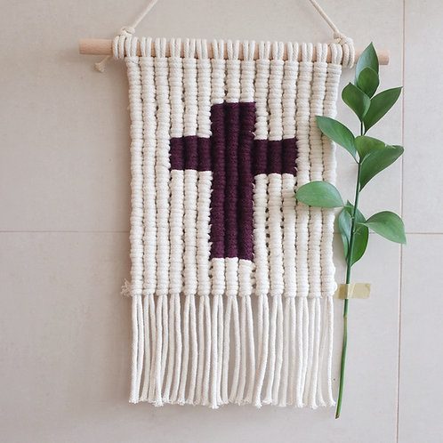 Cross Wall Hanging