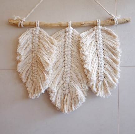 Feather Wall Hanging