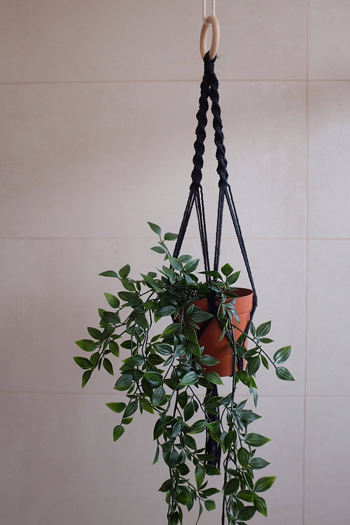 Fine 'Spiral' Plant Hanger