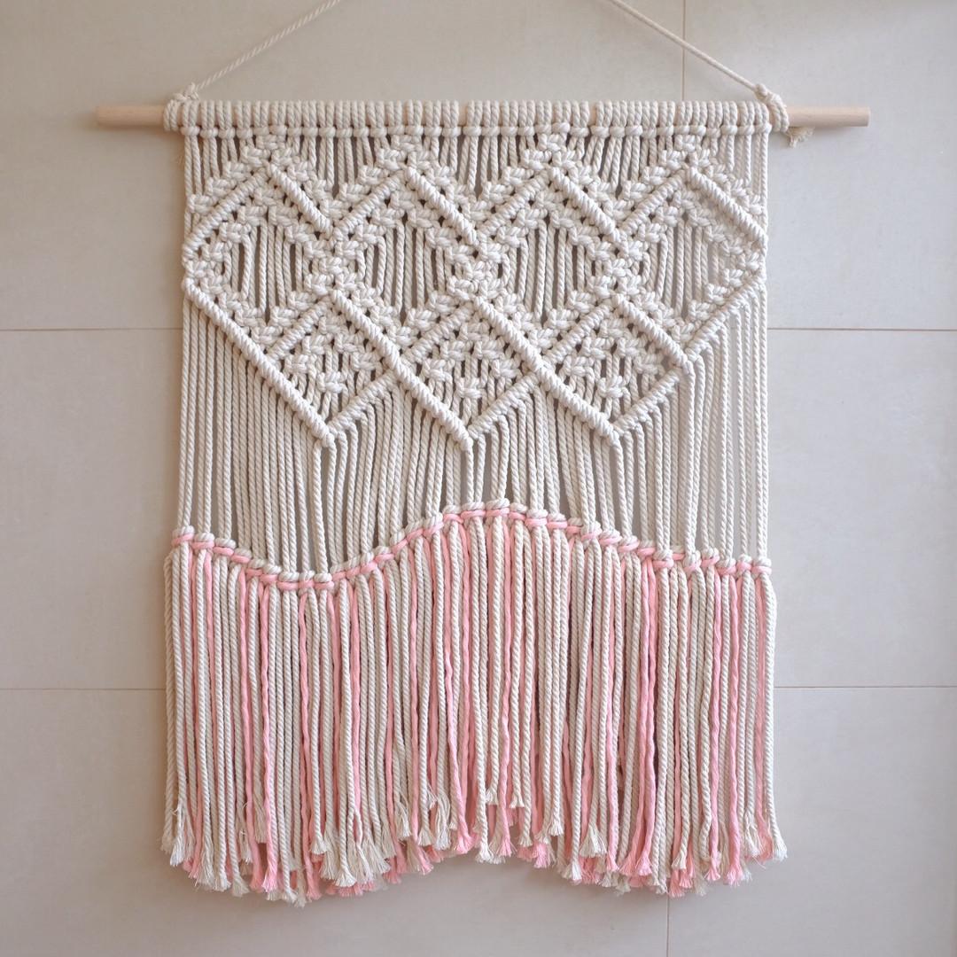 Zahirah - Wall Hanging