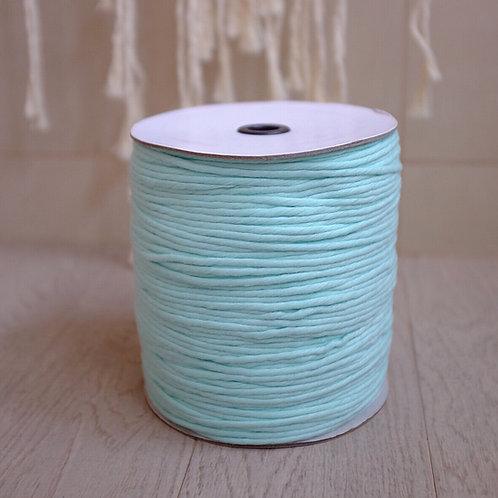 Macrame Soft Cotton Rope - Mint