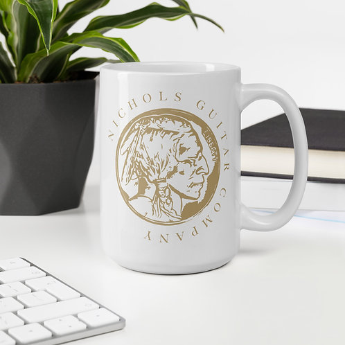 Mug with Coin Logo