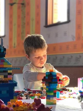 UNLOCKED LEGO WORKSHOP