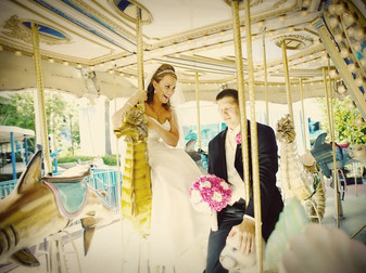 Love & Life Is Like A Merry Go Round!