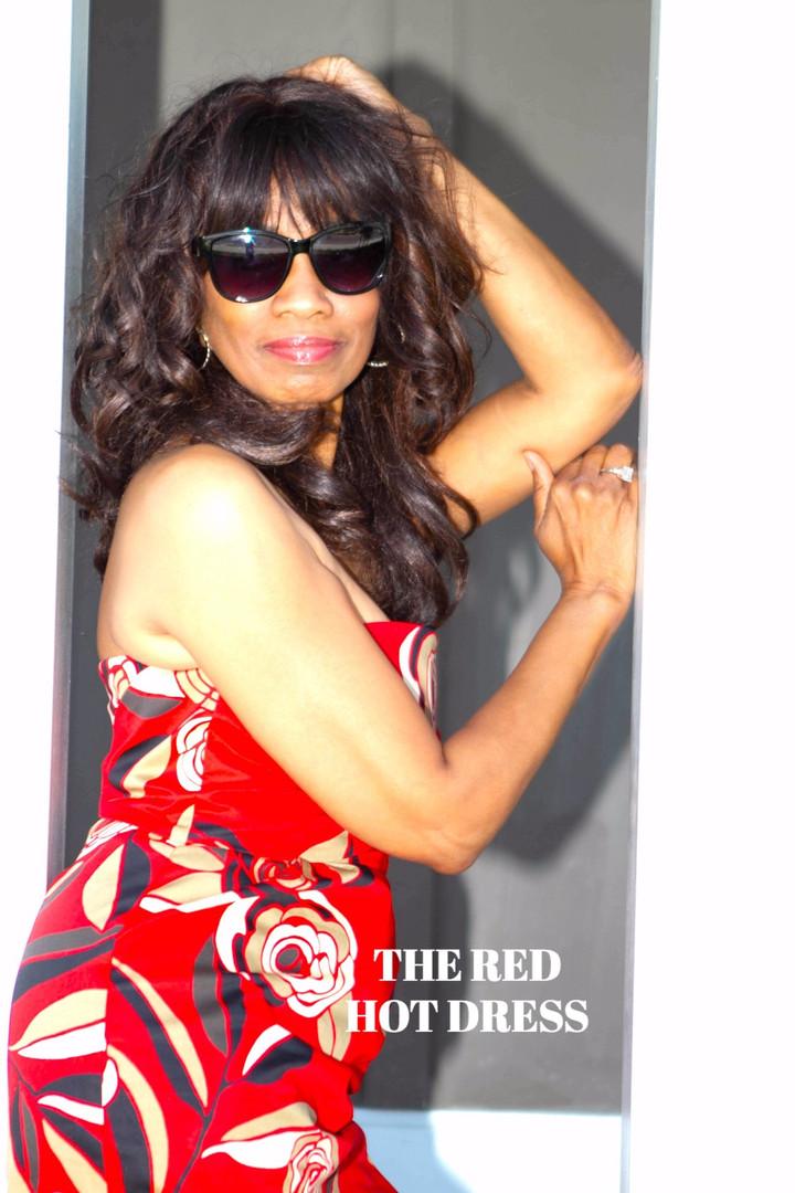 RockN Red Dress