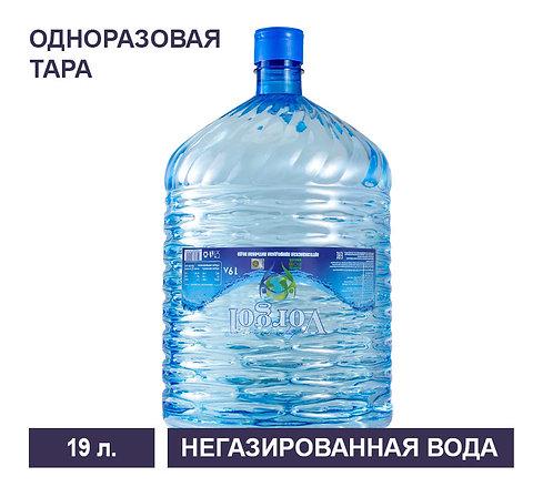 Вода Vorgol. Кулерная негазированная. Одноразовая тара. 19 л