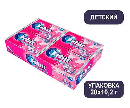 Упаковка Orbit Детский. Жевательная резинка