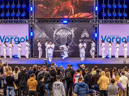 Природная вода Vorgol поддержала Yashankin Sports Festival в Лужниках