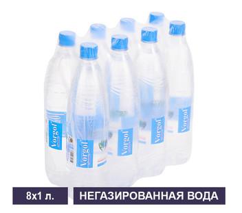 Упаковка негазированной воды Vorgol 1 л