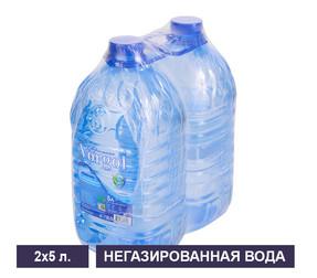 Упаковка негазированной воды Vorgol 5 л
