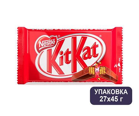Копия Упаковка KitKat. Шоколадный батончик. 45 г