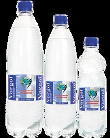 Ассортимент газированной воды Vorgol