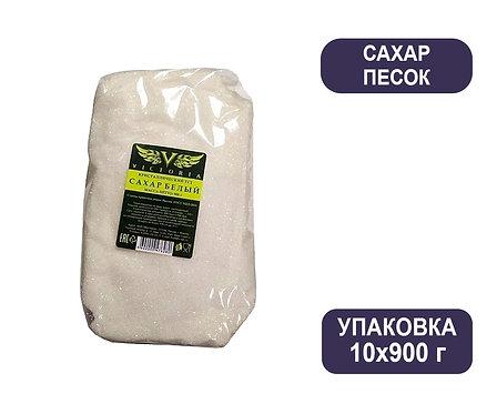 Упаковка Victoria. Сахар-песок . 900 г