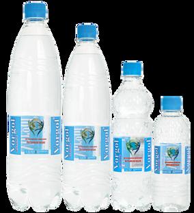 Ассортимент негазированной воды Vorgol