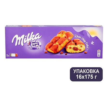 Коробка Milka Choco Choc. Бисквит. 175 г.