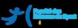 Logo faculté des sciences du sport AMU M