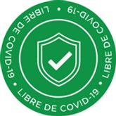 Corona Covid-19 frei, sicherer Urlaub