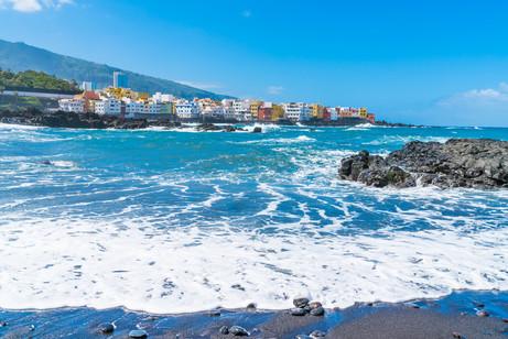 Playa Jardín, zu Fuss errreichbar