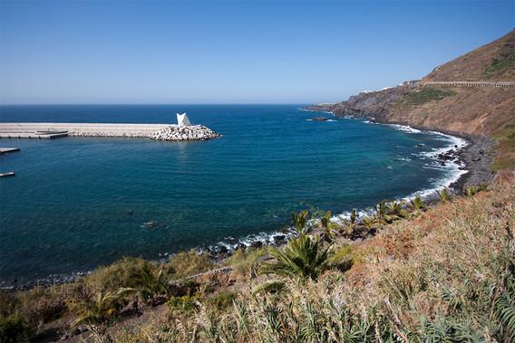 Hafenbucht von Garachico