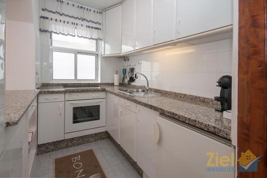Apartmentküche